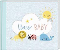 Eintragalbum - Meine kleine Welt - Unser Baby!