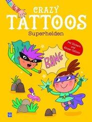 Crazy Tattoos - Superhelden