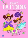 Crazy Tattoos - Prinzessinnen