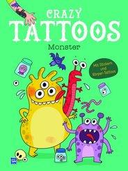 Crazy Tattoos - Monster