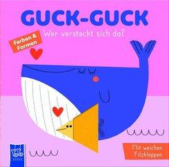 Guck-Guck Farben und Formen