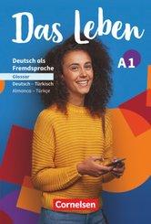 Das Leben - Deutsch als Fremdsprache - A1: Gesamtband; 3