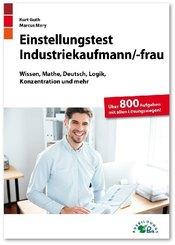 Einstellungstest Industriekaufmann /-frau