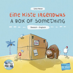 Eine Kiste Irgendwas, Deutsch-Englisch, m. Audio-CD