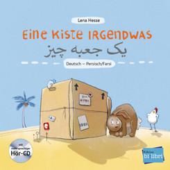 Eine Kiste Irgendwas, Deutsch-Persisch/Farsi, m. Audio-CD