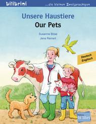 Unsere Haustiere, Deutsch-Englisch