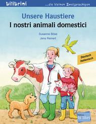 Unsere Haustiere, Deutsch-Italienisch