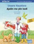 Unsere Haustiere, Deutsch-Kurdisch/Kurmancî