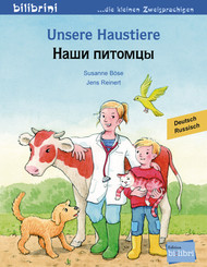Unsere Haustiere, Deutsch-Russisch