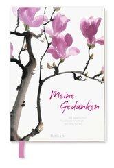Meine Gedanken - Die Poesie der Kirschblüte - punktkariertes Notizbuch