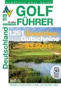 Golf Führer Deutschland 2020/21 inklusive Gutscheinbuch