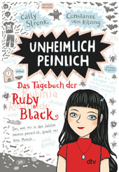 Unheimlich peinlich - Das Tagebuch der Ruby Black