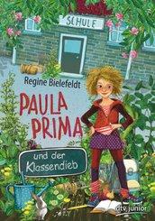 Paula Prima und der Klassendieb