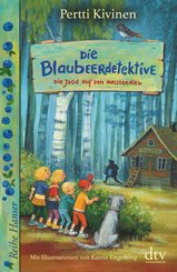 Die Blaubeerdetektive - Die Jagd auf den Meisterdieb!