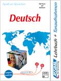 ASSiMiL Deutsch - DaF-Kurs auf Serbisch, Lehrbuch + 4 Audio-CDs