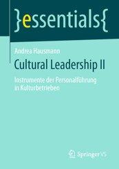 Cultural Leadership II