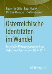 Österreichische Identitäten im Wandel