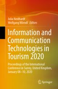 Information and Communication Technologies in Tourism 2020