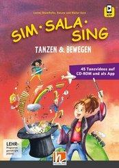 Sim Sala Sing - Tanzen & Bewegen, CD-ROM