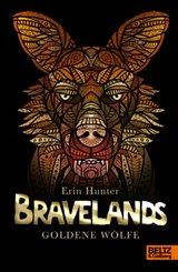 Bravelands - Goldene Wölfe
