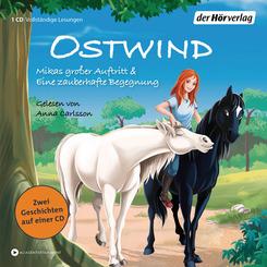 Ostwind - Mikas großer Auftritt & Eine zauberhafte Begegnung, 1 Audio-CD
