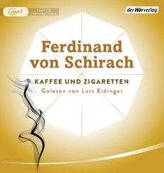 Kaffee und Zigaretten, 1 Audio-CD, MP3