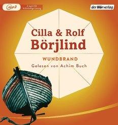 Wundbrand, 2 Audio-CD, MP3
