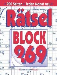 Rätselblock - .269