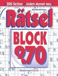 Rätselblock - .270