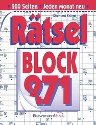 Rätselblock - .271