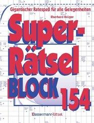 Superrätselblock - .154