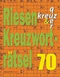 Riesen-Kreuzworträtsel - .70