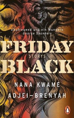 Friday Black (deutschsprachige Ausgabe)