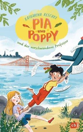 Pia & Poppy und der verschwundene Professor