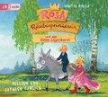 Rosa Räuberprinzessin und der kleine Lügenbaron, 1 Audio-CD