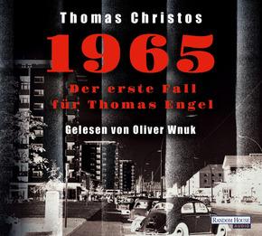 1965 - Der erste Fall für Thomas Engel, 6 Audio-CD