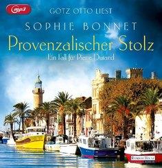 Provenzalischer Stolz, 1 Audio-CD, MP3