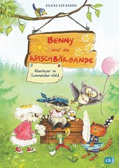 Benny und die Waschbärbande - Abenteuer im Summenden Wald
