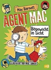 Agent Mac - Bösewicht in Sicht