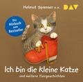 Ich bin die kleine Katze und weitere Tiergeschichten, 1 Audio-CD
