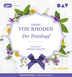 Der Trotzkopf, 1 Audio-CD,