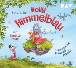 Holly Himmelblau - Teil 1: Unmagische Freundin gesucht, 2 Audio-CD