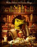 Die Stadt der Träumenden Bücher (Comic) - Buchhain