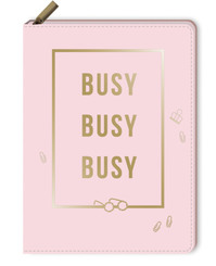Busy, busy, busy