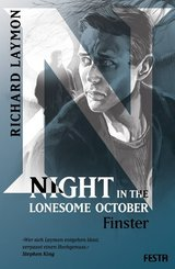 Night in the Lonesome October - Finster
