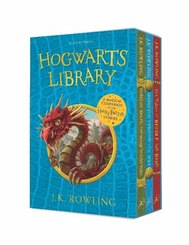 Hogwarts Library Box Set, 3 Vols.