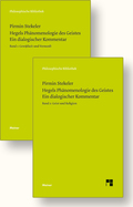 Hegels Phänomenologie des Geistes. Ein dialogischer Kommentar (zwei Bände), 2 Teile