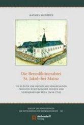 Die Benediktinerabtei Sankt Jakob bei Mainz