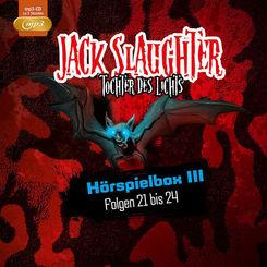 Jack Slaughter - Tochter des Lichts, 1 Audio-CD, MP3 - Hörspielbox.3