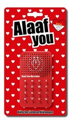 Alaaf you-Maschine